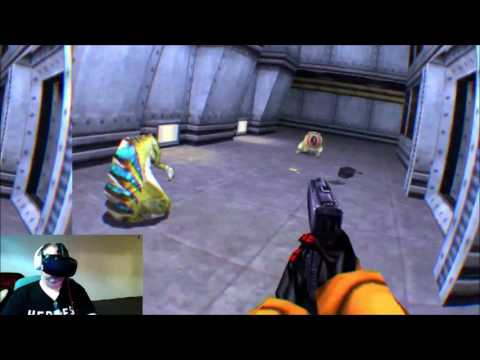 Valve Should Port old source games to the Vive