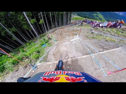 GoPro: Rachel Atherton's Record-Breaking Victory - UCI Mountain Bike World Cup 2016 thumbnail