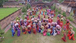 Kidung Wahyu Kolosebo Versi Rak Barong Jaranan Pegon Indonesia