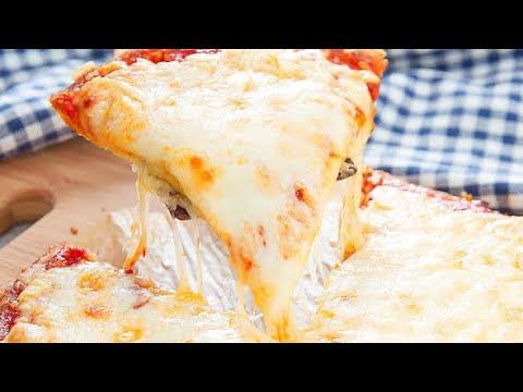 Domino's Cheese Pizza without OVEN | How to Make Cheese Pizza at Home