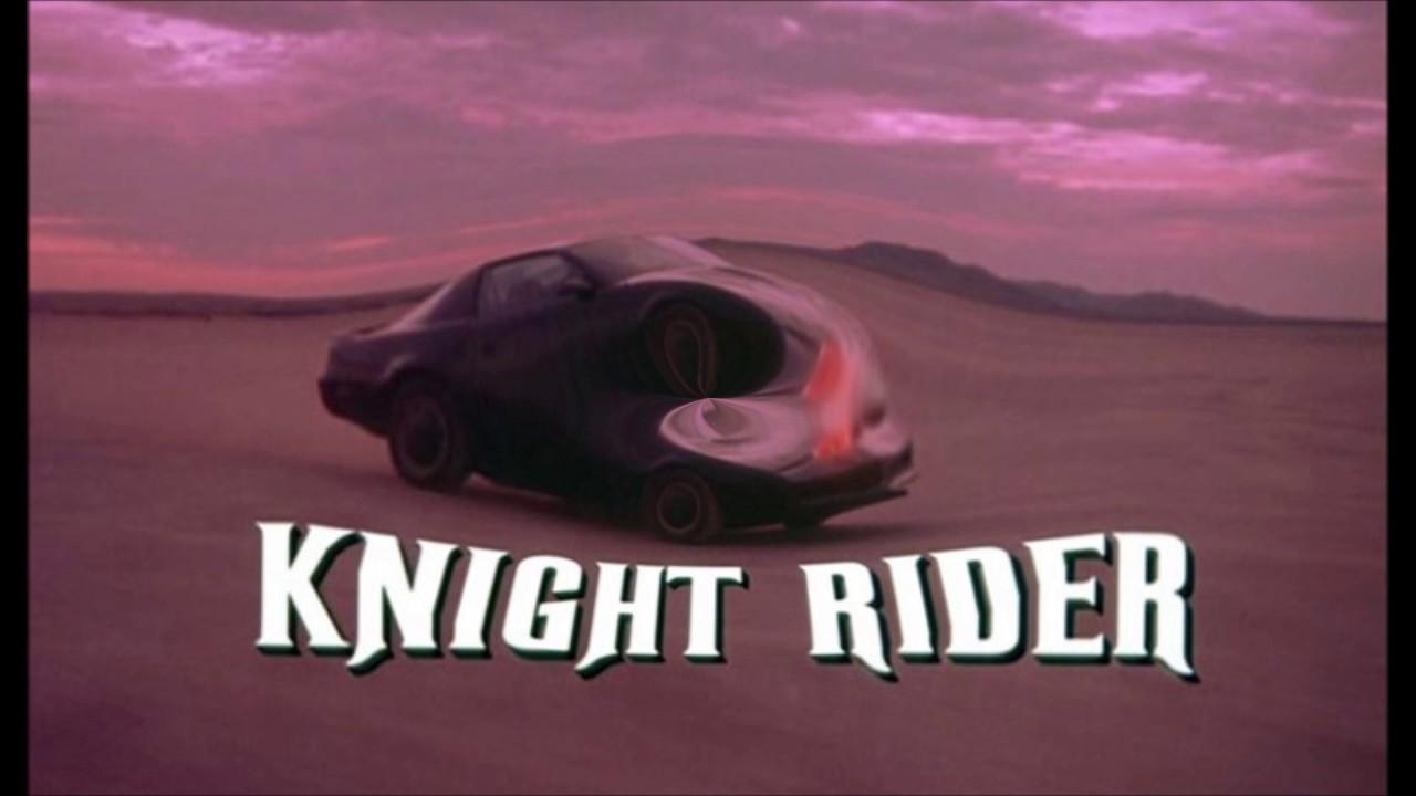 Knightrider theme tune remix youtube.