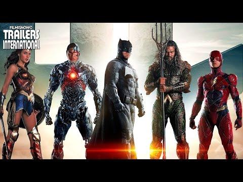 liga da justiça de Zack Snyder | trailer 2