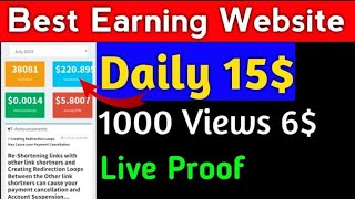 Top online earning website   income in india how to earn revenue from link:👉👉 http://bit.ly/2oljvfv app link:👉 https://play....