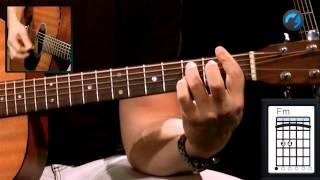 Alice Cooper - I Never Cry (aula de violão)