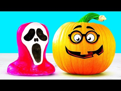Slick Slime Sam and SPOOKTACULAR HALLOWEEN