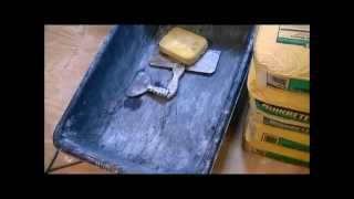 How To Install Shower Pan Part 1 ( complete step by step how to )