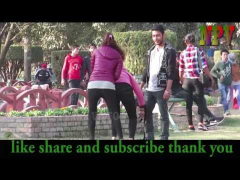 Nepali Prank || I Love YOU || Wild Prank By Sagar Gautam