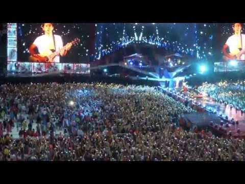 Little Things - One Direction (live in Berne 04.07.14)