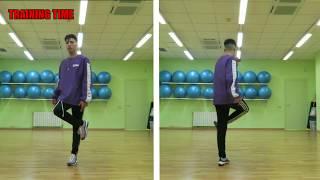 Como bailar Shuffle Dance/Cutting Shapes [AVANZADO] #1 | Tutorial 2019 | by Marktore