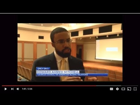 Video: CAIR-Georgia Director Speaks at Indivisible Columbus 'Meet Your Muslim Neighbor' Event