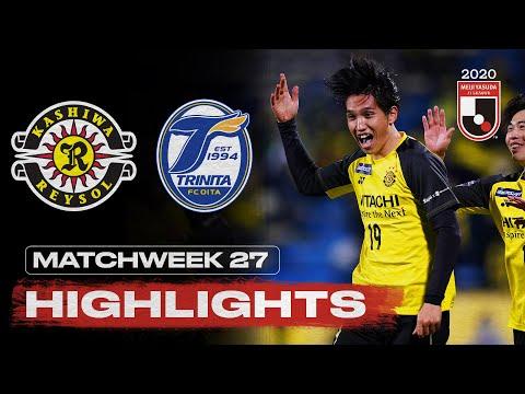 Kashiwa Oita Goals And Highlights