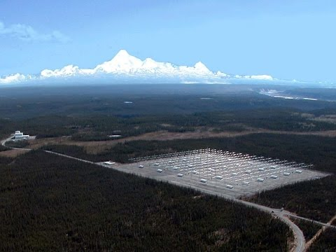 US Secret weather weapon is located here ''High Frequency Active Auroral Research Program HAARP