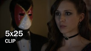Pretty Little Liars Season 5 Finale - Spencer meets A/Charles/Jason's Twin