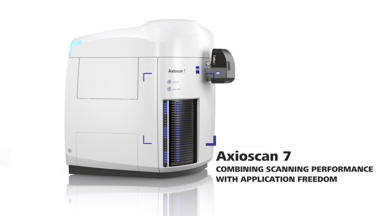 ZEISS Axioscan 7 - Product Trailer