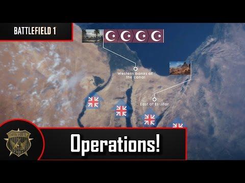 Operations! Neuer BF1 Spielmodus - Livegameplay