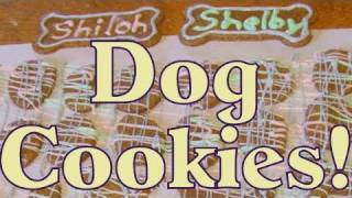 Easter Dog Cookies! Homemade Dog Treats Treats |  Snacks With The Snow Dogs 7
