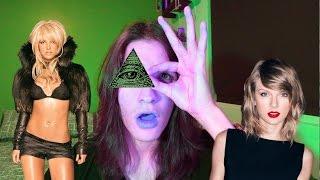 Taylor Swift es Illuminati? - Top 5 conspiraciones