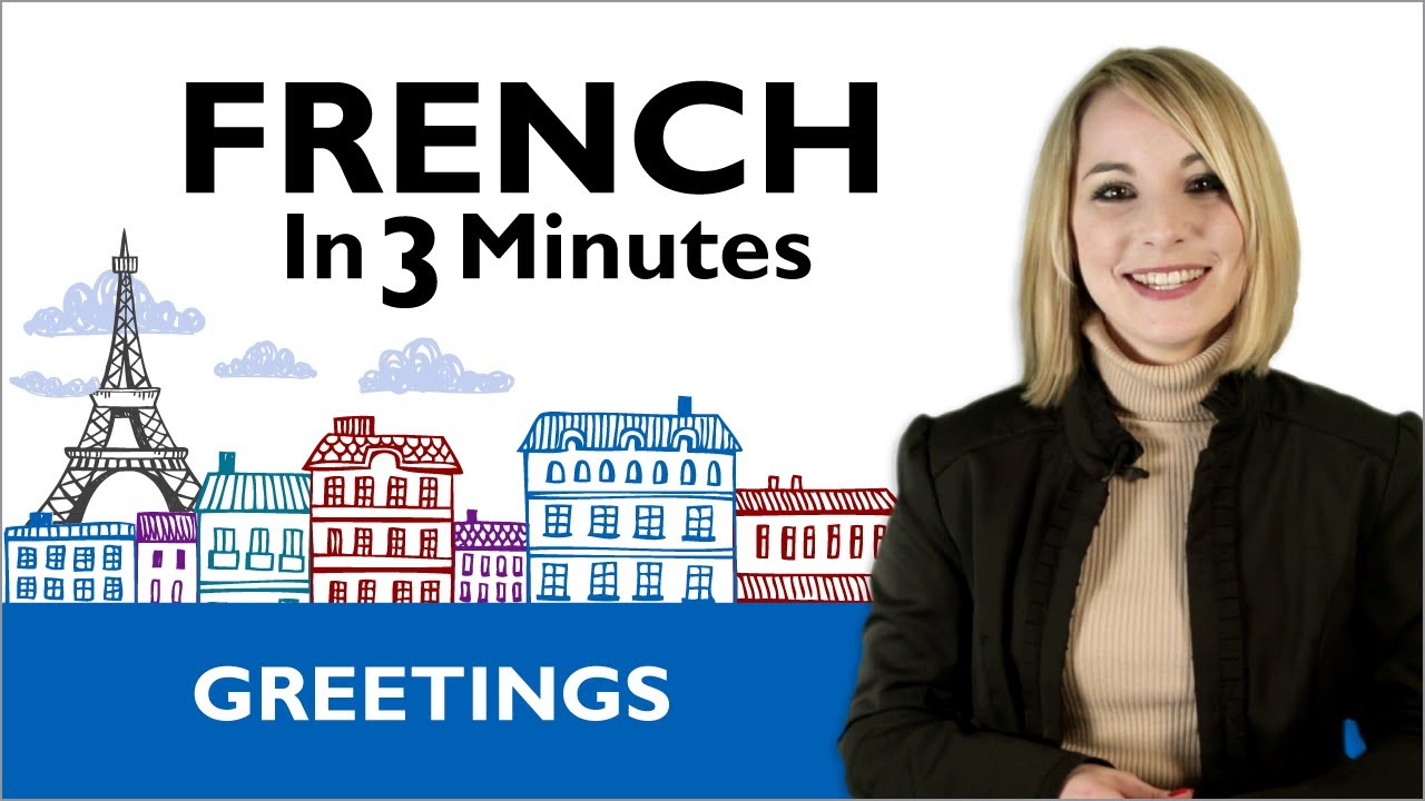 Learn french how to greet people in french youtube learn french how to greet people in french m4hsunfo
