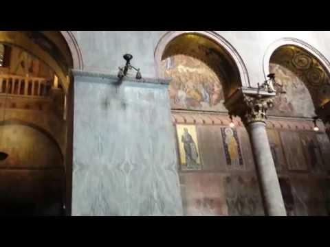 St. Mark's Basilica pt1, Venice, Italy