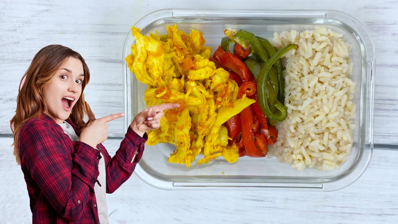 5 Healthy Meal Prep Lunch Ideas For Weight Loss
