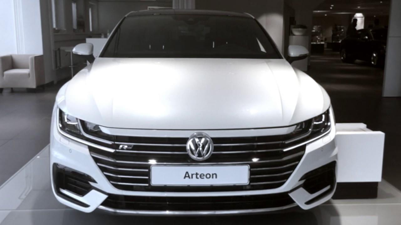 Dealer Introductie VW Arteon - YouTube