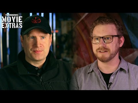 Guardians of the Galaxy Vol. 2 | On-set visit with Kevin Feige & Jonathan Schwartz 'Producers'