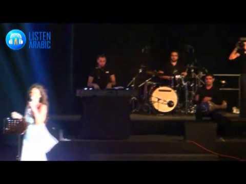 Elissa sings for Wael Kfoury / اليسا تغني ل وائل كفوري