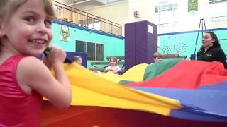 Gymnastics Party Video