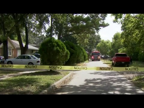 2 adults, 2 children With Gunshot Wounds Found Dead In SW Houston House Fire