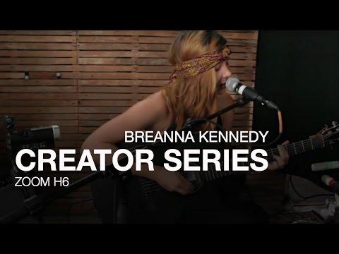 Zoom Creators: Breanna Kennedy