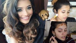 I TRIED FOLLOWING A KAUSHAL BEAUTY TUTORIAL!! 😅 |Shweta Makeup&Beauty