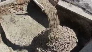Flowable fill concrete - CLSM (Controlled low strength material)(, 2013-03-28T18:26:54.000Z)