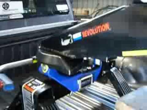5th Wheel Gooseneck Hitch >> 5th wheel Revolution hitch, Ranger, Navara, Ballarat . - YouTube