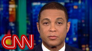 Don Lemon refutes Trump's wall claim with video