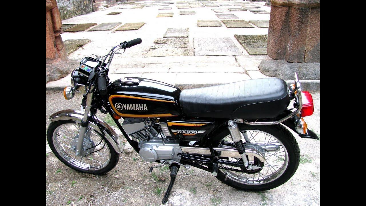 Las Mejores Yamaha Rx 100 Colombia