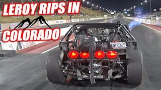 Download Leroy DOMINATES In Denver's HIGH ALTITUDE Air! (Won the Stick Shift Class) Mp3 and Videos
