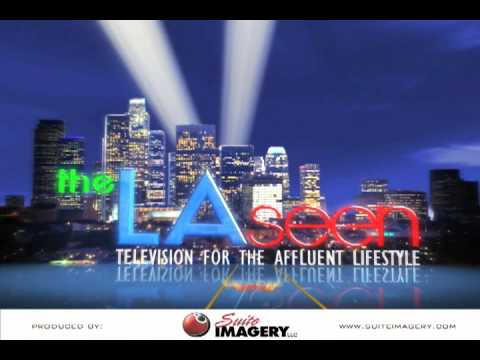 Opening Logo Animation for Television Show in Los Angeles, California