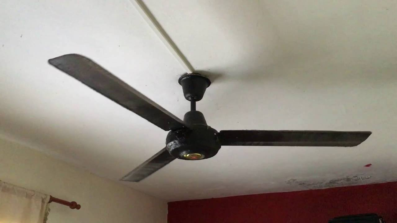 Kdk Industrial Ceiling Fan At My Cousins  Greatest Hits