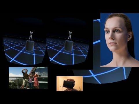 Infinite-Realities' 3D Scan of Joceline Brooke-Hamilton   Oculus Rift DK1