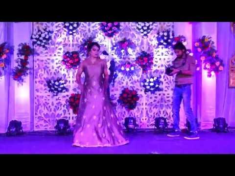 BEST WEDDING DANCE FOR BRIDE (BRIDE  THEAM)    Song - SAWAR LOO // LOVE LATER// BAPU HANIKARAK