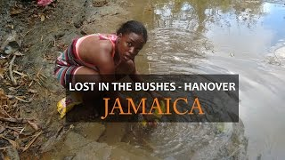 lost again in the bushes hanover jamaica   14 parishes in 14 days