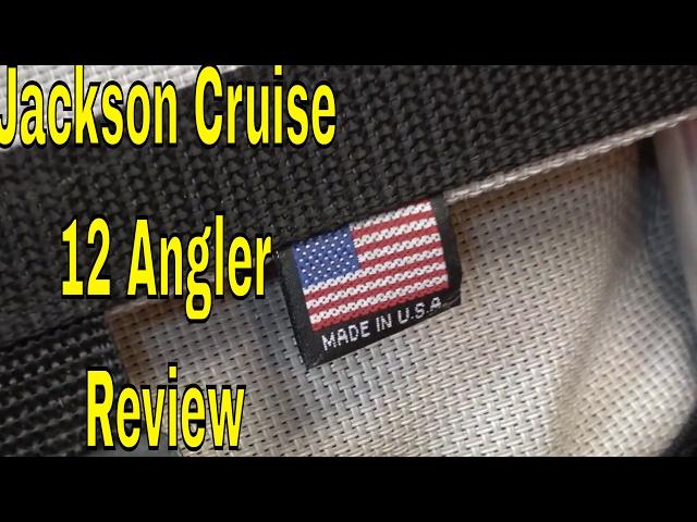 Jackson Kayak Cruise 12 Angler Review