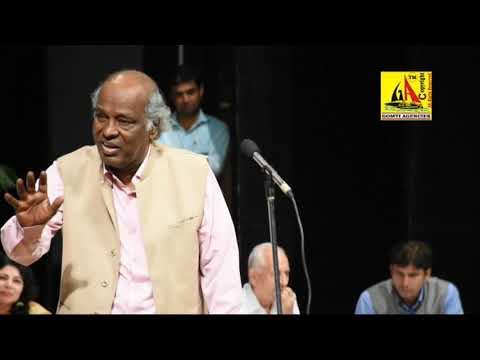 Rahat Indauri Jashn-E-Azadi All India Mushairah-2017 Chandigarh
