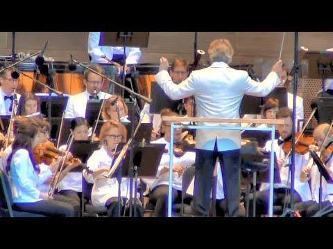Millennium Park Music Festival - Grant Park Orchestra - Conrad Tao piano - Stravinsky Firebird