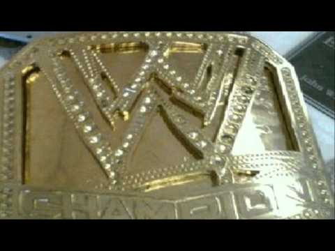 NEW WWE CHAMPIONSHIP / TITLE LEAKED INFORMATION 2012
