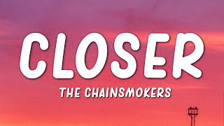 Download The Chainsmokers - Closer (Lyrics)(ft. Halsey) MP3 song and Music Video