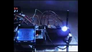 Control motor DC en AUTOMATICO y MANUAL 11.400 rpm con arduino
