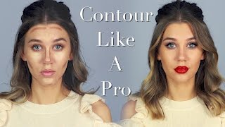 Contour Like A Pro   Скульптурирование лица