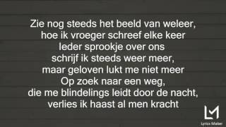Niels Destadsbader  Hou je me vast (Lyrics)