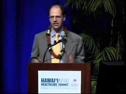 """HIHS2013 Opening Plenary Keynote: """"The Role of States in Transforming Healthcare"""""""